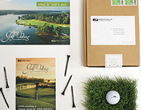 Golf Outing Invitation Suite