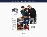 Yards City's Web & E-commerce