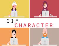 Gif Character