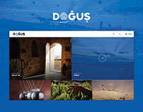 Doğuş Group Website