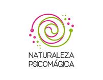 diseño de logo - Naturaleza psicomagica