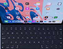 iPad Pro Keyboard Folio