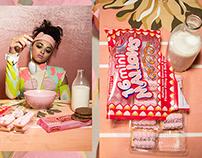 Mia Mallows (Sneaky Magazine March 2015)