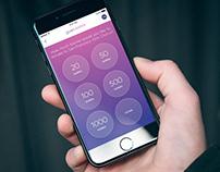 dailyKARMA - Mobile App Experience Design