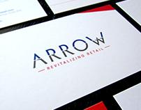 Arrow Retail - Business Card Design