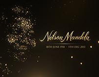 NELSON MANDELA TRIBUTE IDENT