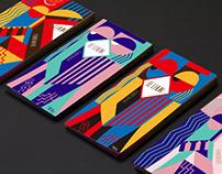 LECHUN巧克力包装设计