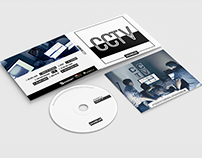 Diseño gráfico e imagen de marca: CCTV, Ahankar (2015)