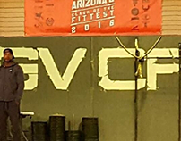 GVCF wall logo