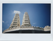 Instax Diaries: Singapore - Chapter One