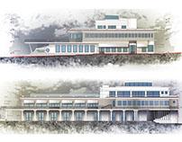 ARCHITECTURE CAD&3D postproduction