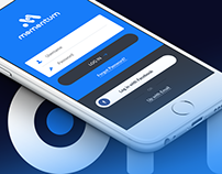 Momentum Web and App Design