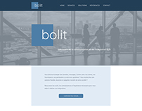 Bolit | Refonte site web