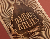 Bard's Bonfire - logo design