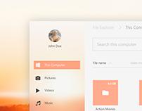 File Explorer 2.0