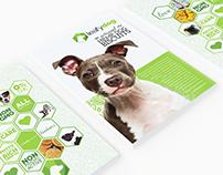 Leafy Dog promotional flyer