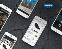 DECATHLON  Application mobile