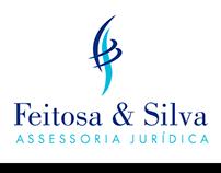 Logotipo | Redesenho | Feitosa & Silva
