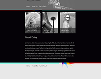 Siddharth Singh make the theme of chars.com, in wordpress with responsive feature