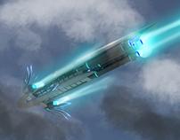REKINDLE Starships