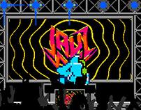 Jauz - Video Game Concert Visuals