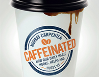 Caffeinated book cover