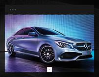 Mercedes-Benz Rutini Kır Microsite