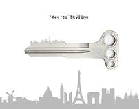 Skyline key