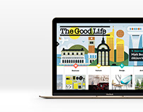 THE GOOD LIFE — Site Internet du magazine masculin