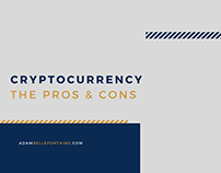 Cryptocurrency: The Pros and Cons