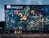 Liverpool Insurgentes Store Façade