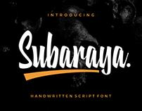 FREE SUBARAYA RETRO SCRIPT