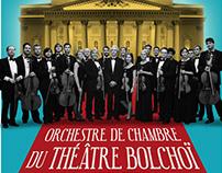 Couverture pour le concert de L'Orchestre de Chambre