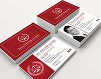 Balanced Realtors - Business Card&Sign