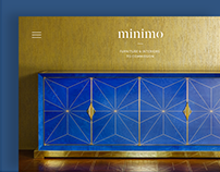 Minimo rebrand and website redesign