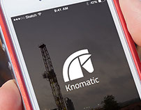Identity & Brand Development for Knomatic