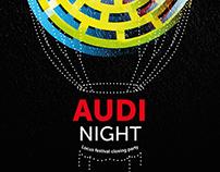 Audi Night - Locus festival 2015