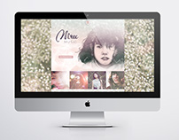 Mree Website Design