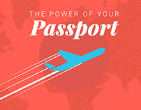Power of your passport [print]