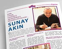 Dergi Sayfa Tasarımı