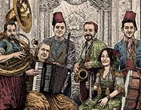 Kolektif Istanbul's new album cover.