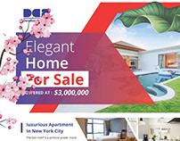 Dev Home Real Estate Corporate Flyer V02
