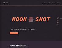 Free business marketing website design