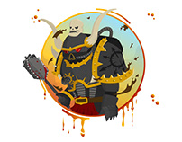 Black Legion Warrior