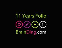 BrainDing Logo Folio
