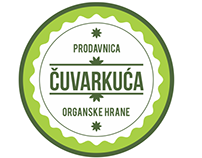Čuvarkuća -  on-line store for organic food.