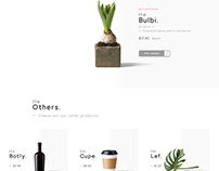 theShop. · Category page layout