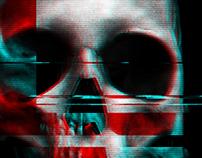 Digital Skulls - T-shirt Design