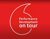 Vodafone | Performance development on tour