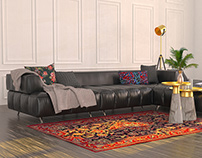 BERLIN SECTIONAL SOFA